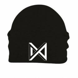 Шапка на флісі Monsta x simbol