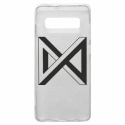 Чохол для Samsung S10+ Monsta x simbol