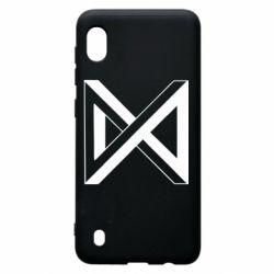 Чохол для Samsung A10 Monsta x simbol