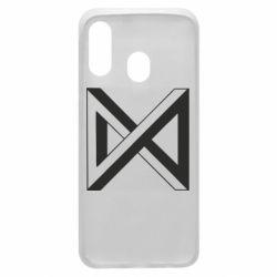 Чохол для Samsung A40 Monsta x simbol