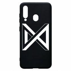 Чохол для Samsung A60 Monsta x simbol