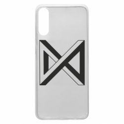 Чохол для Samsung A70 Monsta x simbol