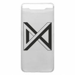 Чохол для Samsung A80 Monsta x simbol