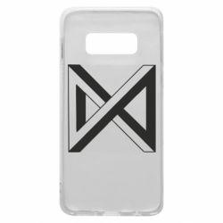 Чохол для Samsung S10e Monsta x simbol