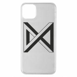 Чохол для iPhone 11 Pro Max Monsta x simbol