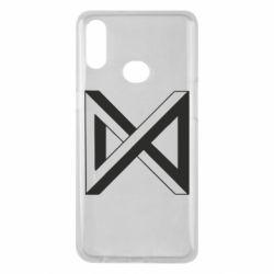 Чохол для Samsung A10s Monsta x simbol