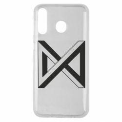 Чохол для Samsung M30 Monsta x simbol