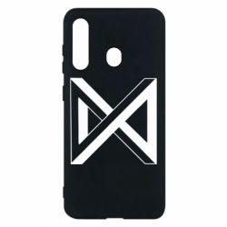 Чохол для Samsung M40 Monsta x simbol