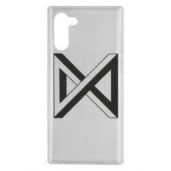 Чохол для Samsung Note 10 Monsta x simbol