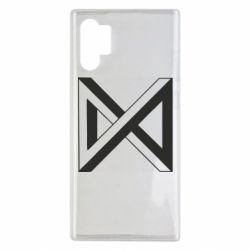 Чохол для Samsung Note 10 Plus Monsta x simbol