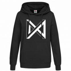 Толстовка жіноча Monsta x simbol