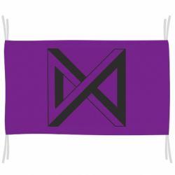 Прапор Monsta x simbol