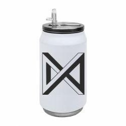 Термобанка 350ml Monsta x simbol