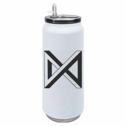 Термобанка 500ml Monsta x simbol