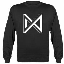 Реглан (світшот) Monsta x simbol