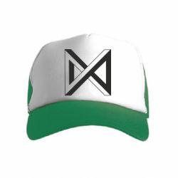 Дитяча кепка-тракер Monsta x simbol