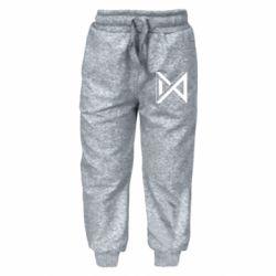 Дитячі штани Monsta x simbol