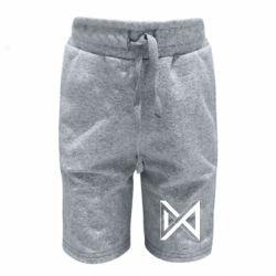 Дитячі шорти Monsta x simbol
