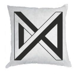Подушка Monsta x simbol