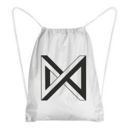 Рюкзак-мішок Monsta x simbol