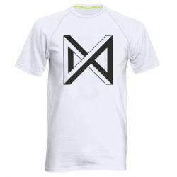 Чоловіча спортивна футболка Monsta x simbol