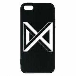 Чохол для iphone 5/5S/SE Monsta x simbol