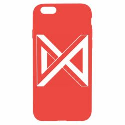 Чохол для iPhone 6/6S Monsta x simbol