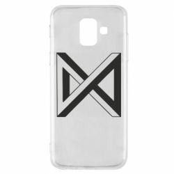 Чохол для Samsung A6 2018 Monsta x simbol