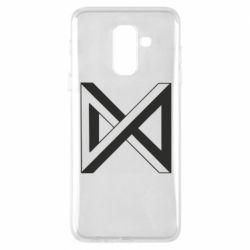 Чохол для Samsung A6+ 2018 Monsta x simbol