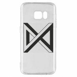 Чохол для Samsung S7 Monsta x simbol