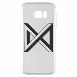 Чохол для Samsung S7 EDGE Monsta x simbol