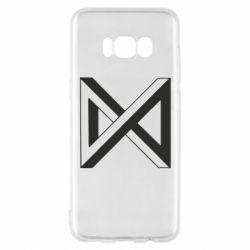 Чохол для Samsung S8 Monsta x simbol