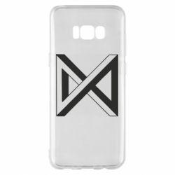 Чохол для Samsung S8+ Monsta x simbol