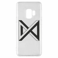 Чохол для Samsung S9 Monsta x simbol