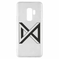 Чохол для Samsung S9+ Monsta x simbol