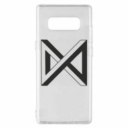 Чохол для Samsung Note 8 Monsta x simbol