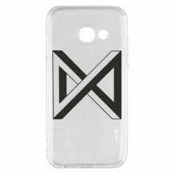 Чохол для Samsung A3 2017 Monsta x simbol