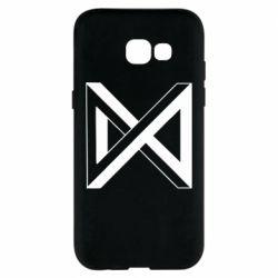 Чохол для Samsung A5 2017 Monsta x simbol