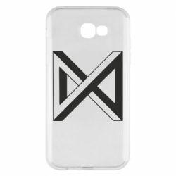 Чохол для Samsung A7 2017 Monsta x simbol