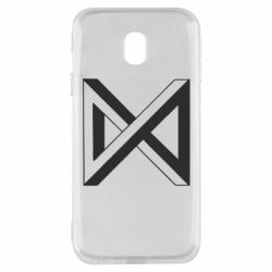 Чохол для Samsung J3 2017 Monsta x simbol