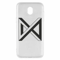 Чохол для Samsung J5 2017 Monsta x simbol