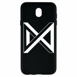 Чохол для Samsung J7 2017 Monsta x simbol