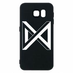 Чохол для Samsung S6 Monsta x simbol
