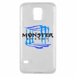 Чехол для Samsung S5 Monster Cube - FatLine