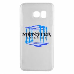 Чехол для Samsung S6 EDGE Monster Cube - FatLine