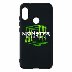 Чехол для Mi A2 Lite Monster Cube - FatLine