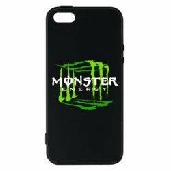 Чехол для iPhone5/5S/SE Monster Cube - FatLine