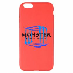 Чехол для iPhone 6 Plus/6S Plus Monster Cube - FatLine
