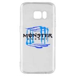 Чехол для Samsung S7 Monster Cube - FatLine