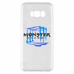 Чехол для Samsung S8 Monster Cube - FatLine